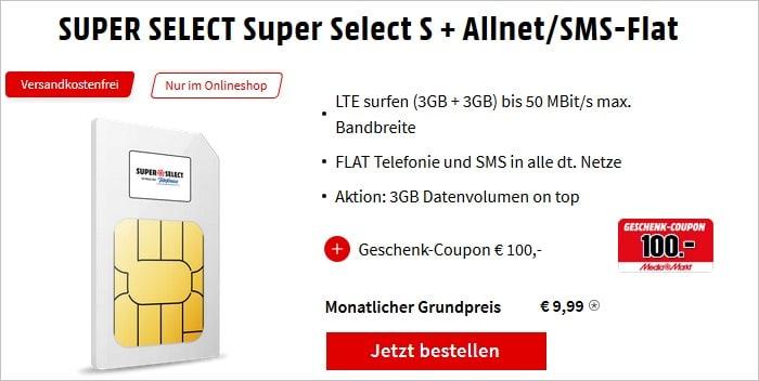 Super Select S bei MediaMarkt