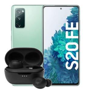 Galaxy S20 FE mit JBL Kopfhörer gratis