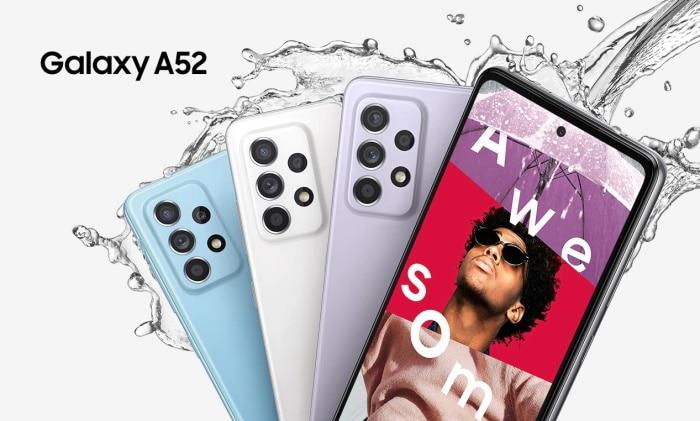 Samsung Galaxy A52 + winSIM LTE Tarif