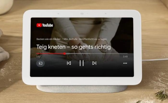 Google Nest Hub zweite Generation Funktionen