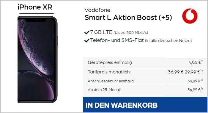 Iphone Xr Vodafone Smart L Aktion