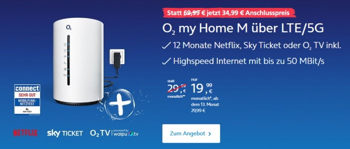 o2 Homespot - Der LTE-Router für zuhause