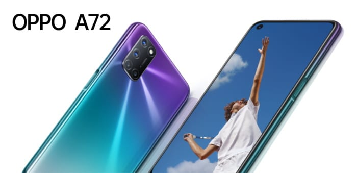 Oppo A72 + Super Select S bei Saturn