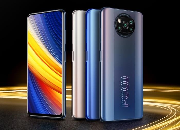 Xiaomi Poco X3 Pro mit Vertrag im Vergleich, Tarif, Handytarif
