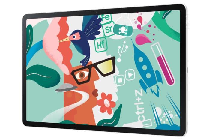 Samsung Galaxy Tab S7 FE vorne
