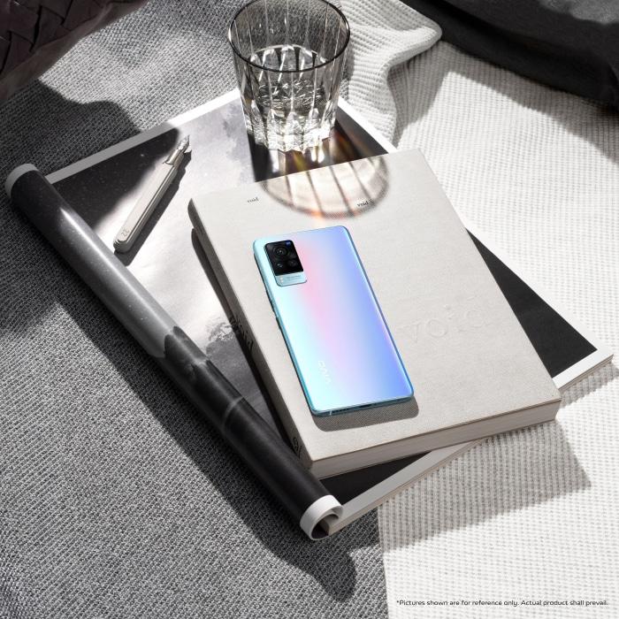 vivo X60 in Blau mit Vertrag, Vergleich, Tarif, Vodafone, Telekom, o2