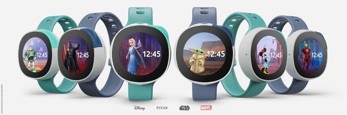 Vodafone Neo Kids Watch mit Disney-Motiven