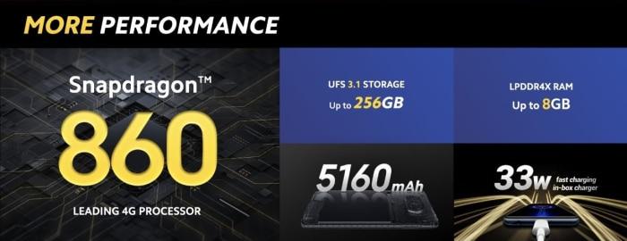 Xiaomi Poco X3 Pro - Performance