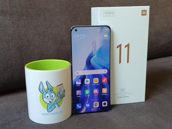 Xiaomi Mi 11 5G Test