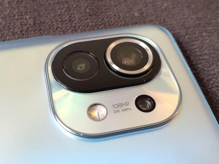 Xiaomi Mi 11 5G Test, Kamera