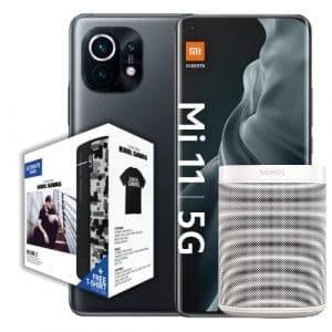 Xiaomi Mi 11 UE Boom + Sonos One