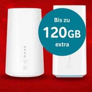 Vodafone GigaCube Datenvolumen Aktion Thumbnail