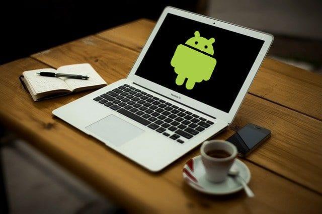 Android-Apps auf dem Laptop starten
