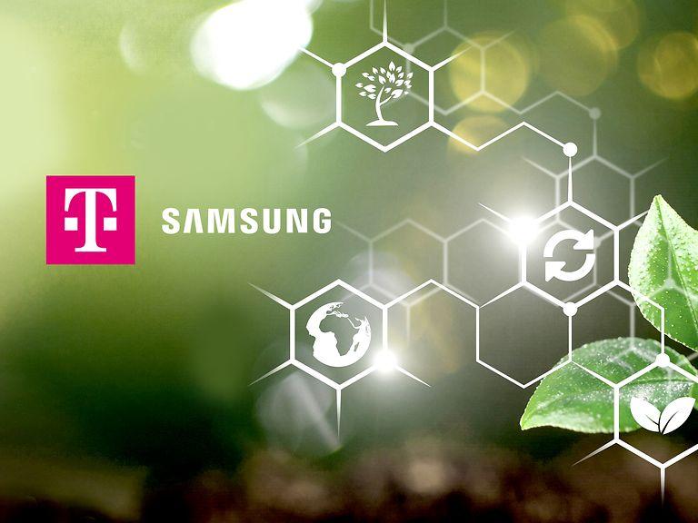 MWC21 Telekom und Samsung wollen
