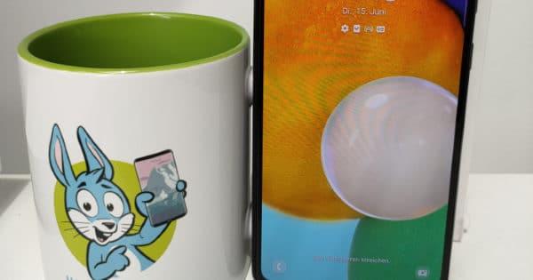 Samsung Galaxy A52 Test Teaser