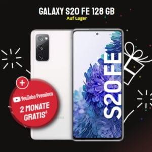 Samsung Galaxy S20 FE (2021) bei Sparhandy Thumbnail