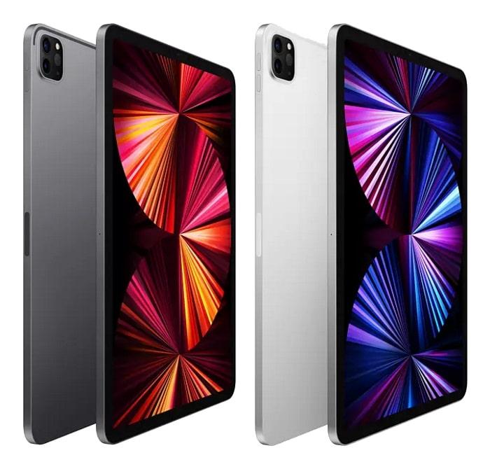 iPad Pro (2021) Farben