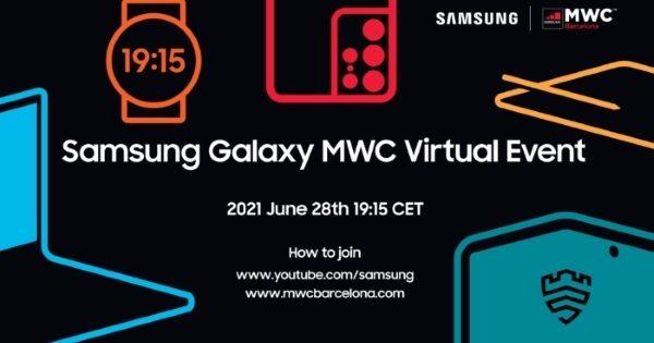 Samsung Galaxy Watch 4 Event MWC 2021