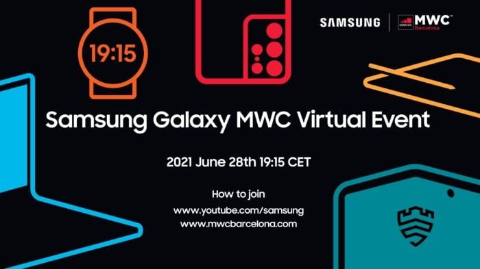 Samsung Galaxy Watch 4 Event zum MWC 2021
