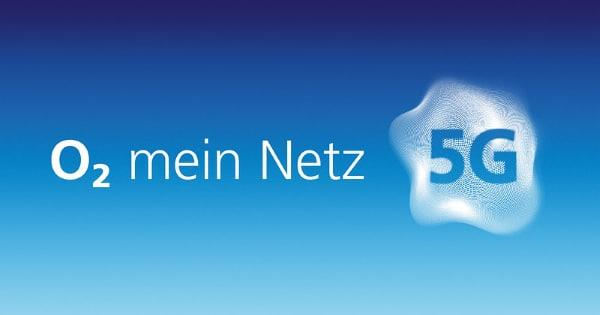 o2 5G Netz