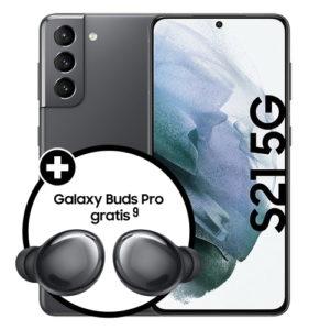 Samsung Galaxy S21 5G + Samsung Galaxy Buds Pro Thumbnail