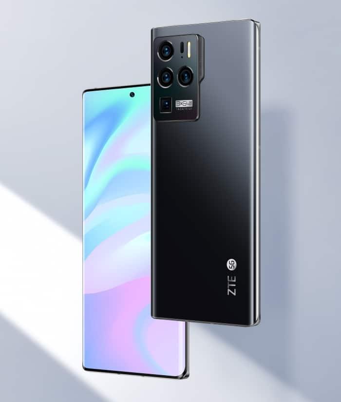 ZTE Axon 30 Ultra 5G mit Vertrag, Design, Handytarif im Telekom-Netz, Vodafone und o2. Vergleich