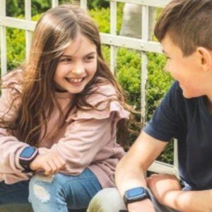 Kinder Smartwatch mit Telekom Tarif bei Preisboerse24