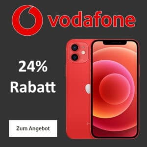 Vodafone Red Tarife mit iPhone 12 und iPhone 12 mini Thumbnail