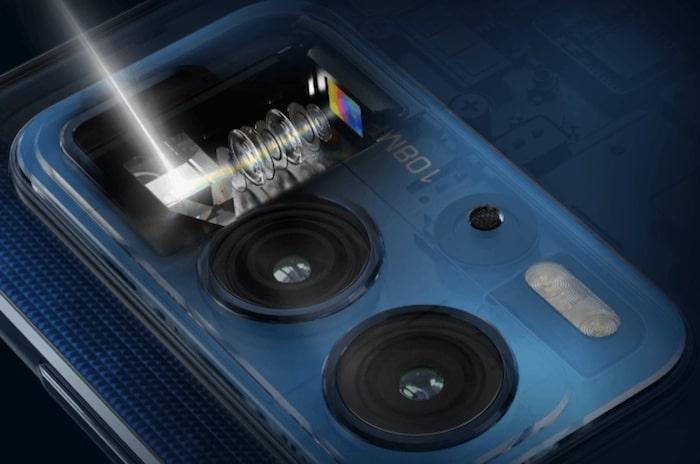 Motorola Edge 20 Pro Kamera mit 108 MP