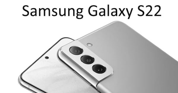 Samsung Galaxy S22 Montage