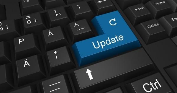 Update-Pflicht Gesetz