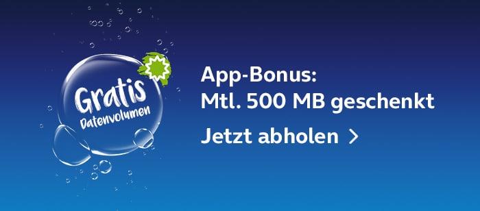 o2 Online - App-Bonus 500 GB