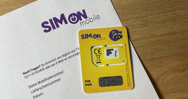 SIMon Mobile buchen: So gehst Du am besten vor.