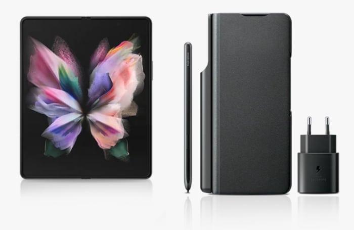 Samsung Galaxy Z Fold 3 Vorbesteller-