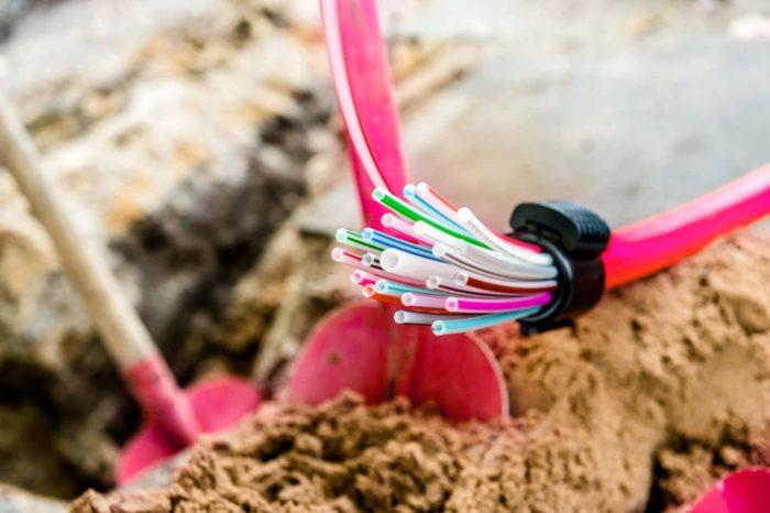 Glasfaser-Tempo über Kabel-Anschluss bei der Telekom