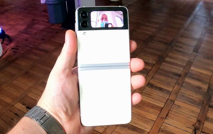 Samsung Galaxy Z Flip 3 im Test