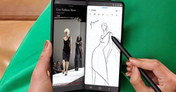 Samsung Galaxy Z Fold 3 und der S Pen: Nicht jeder smart Stift funktioniert