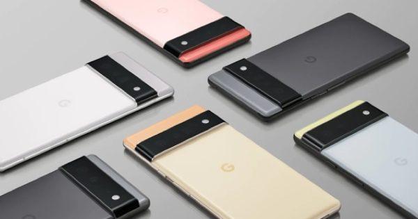 Google Pixel 6 Pro Modelle