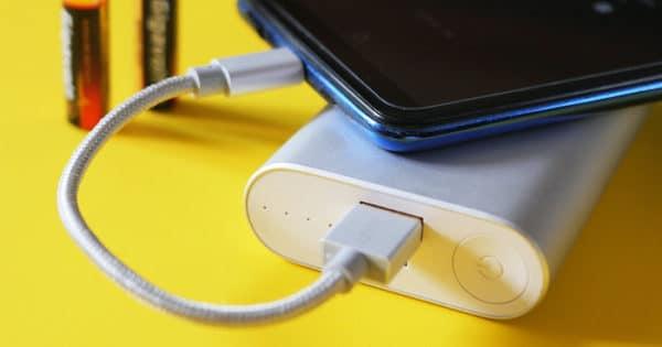 Handy-Akku schnell leer mit Powerbank