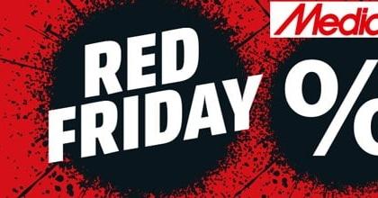 """MediaMarkt Red Friday 2021 - der eigene """"Black Friday"""": Die besten Deals mit oder ohne Vertrag abgreifen"""