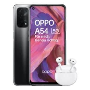 Oppo A54 5G + Oppo Enco Air Thumbnail