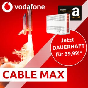 Cable Max 1000 Aktion bei LogiTel