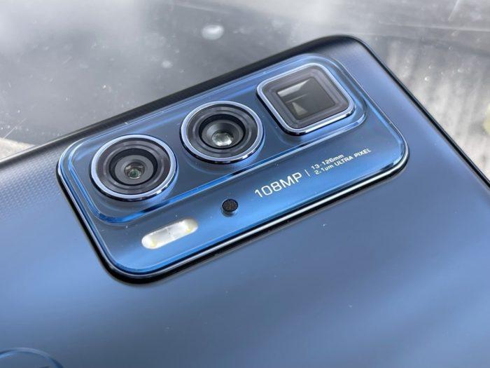 Motorola Edge 20 Pro Test - Kamera
