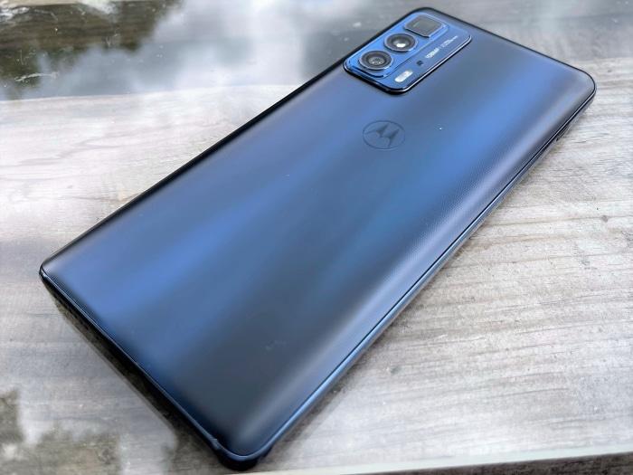 Motorola Edge 20 Pro im Test - Rückseite