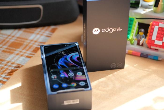 Motorola Edge 20 Pro im Test - Artikelbild