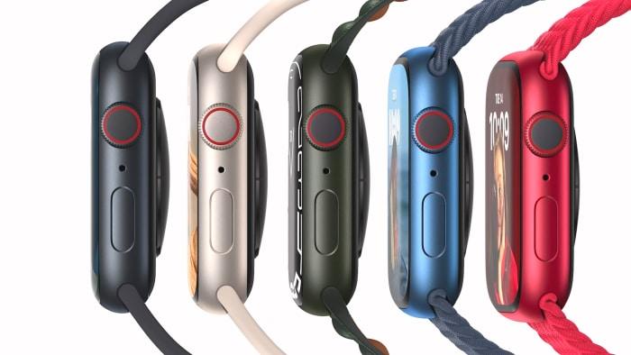 Apple Watch Series 7 - Artikelbild