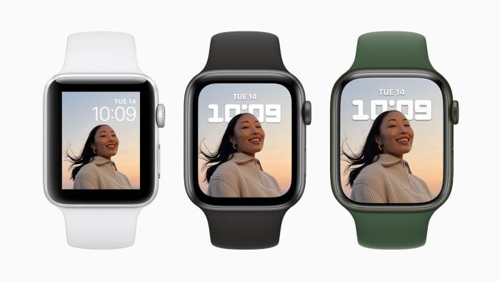 Apple Watch Series 7 - Design