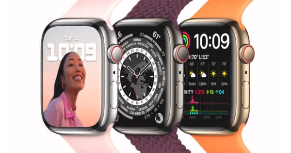 Apple Watch Series 7 - Teaser