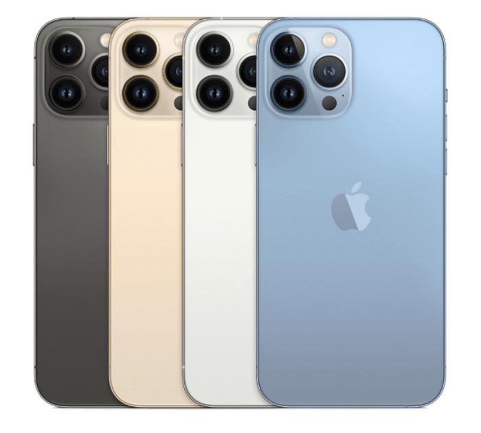 Apple iPhone 13 Pro Max mit Vertrag
