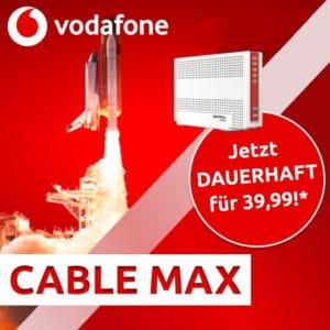 Vodafone CableMax 1000 + Fritz!Box 6591 Cable bei LogiTel Thumbnail
